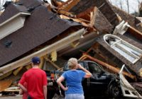 Tornadoes pummel Alabama, killing at least 5