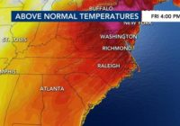 Temps reach the 80s as severe weather encroaches on central NC