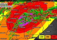Panovich 'Extreme' risk for severe weather across Mid-South before storms move into the Carolinas
