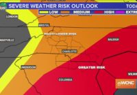 Tornado Watch issued for Charlotte metro