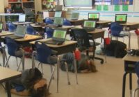 Take a look inside schools' approach to statewide tornado drill