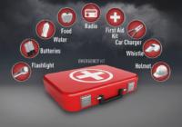 "Day 7 of Severe Weather Preparedness Week: ""Be Prepared"""