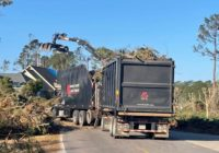 NCDOT completes tornado cleanup in Brunswick County