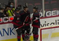 One game left of the regular season, Hurricanes with a lot to celebrate