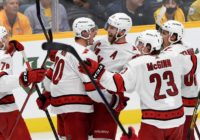 Hurricanes beat Predators in another overtime thriller to advance to round 2