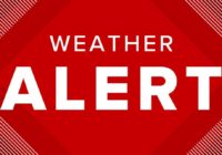 Flash Flood Watch is in effect for southeast counties until Monday evening