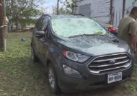 Are hail storms becoming more frequent in South Texas?