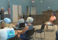 Kure Beach held information sessions for residents to prep residents for hurricane season