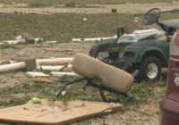 'We're all trying to cope': Cleanup efforts continue in D'Hanis after confirmed tornado leaves path of destruction