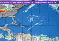 Tropics: Atlantic hurricane season officially begins on Tuesday