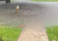 Flash Flood Watch continues for much of southeast Texas until 9 p.m.
