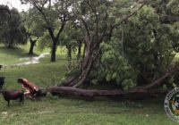 NWS: Confirmed tornado touched down in Lavaca County