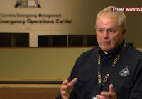 'We always prepare': NC emergency director confident in hurricane readiness before retirement
