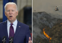 WATCH TODAY: Pres. Biden, Western state governors to discuss threat of catastrophic wildfires