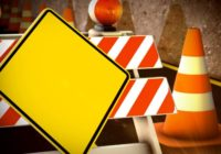 Part of Independence Boulevard shut down due to retention pond flooding