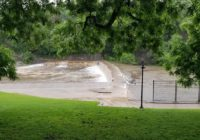 Barton Springs Pool closed due to flooding, City says