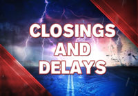 Severe weather threat causes school delays on Monday