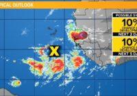 Tropics: Tropical Wave near Africa and Hurricane Enrique
