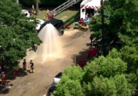 Common cleaning solution to blame for Hurricane Harbor Splashtown incident, officials say