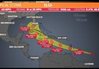 Tropical storm update: Elsa forms in Atlantic, could be heading for Gulf | View latest forecast