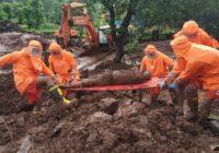 113 killed in western India landslides, monsoon flooding