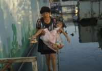 China flooding brought fear, then washed away livelihoods