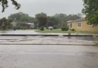 Flooding across San Antonio in short amount of time