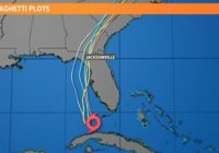 TROPICS: 2 p.m. Update | Latest Tropical Storm Elsa projected path, models, and potential impact to First Coast