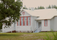 Canetuck Rosenwald School personalized tours canceled due to the threat of severe weather