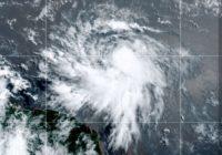 Tropical Storm Elsa headed to landfall on central Cuba coast