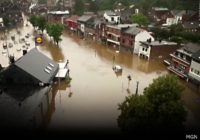 """""""No one was prepared"""": Death toll from flooding in western Europe nears 200"""