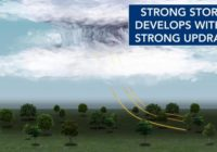 A look at how summer storms create localized damaging winds