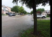 Flooding problems worse in big cities like San Antonio