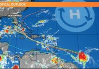 Tropical Storm Elsa moving fast across the Atlantic; See forecast cone and spaghetti plots here