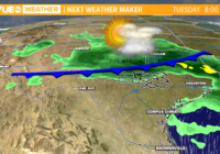 Late-season front brings 'marginal risk' for severe weather to eastern Central Texas