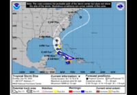 When the National Hurricane Center updates hurricane info?