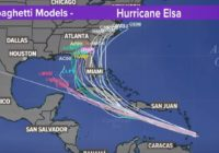 Tropics update: Elsa has strengthened into a hurricane | View forecast track