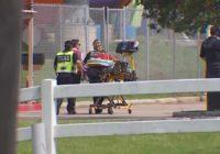 Mother files lawsuit against Hurricane Harbor Splashtown after 3 children injured during chemical incident