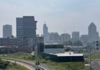 Air quality begins to clear as wildfire haze moves out