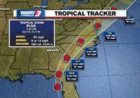 Emergency Management prepares for Tropical Storm Elsa
