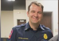 Round Rock firefighter deployed to help with Hurricane Ida search and rescue efforts