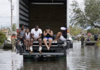 Here's How The Houston Area Is Helping Louisianans In The Wake Of Hurricane Ida