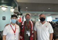 Local American Red Cross volunteers deploy to Louisiana to help Hurricane Ida victims
