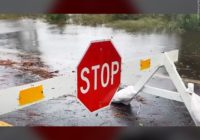 Wet and unwelcome, Fred spawns twisters and flooding in US