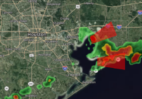 Live updates: Confirmed tornado over Crystal Beach, NWS says