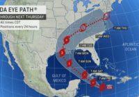 Hurricane Ida could be 'dangerous major hurricane' as it approaches Gulf Coast on Sunday
