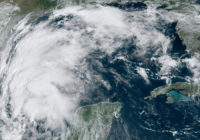 Tropical Storm Nicholas forms in Gulf, threatening Texas, Mexico