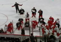 Carolina Hurricanes start training camp with a lot of new faces