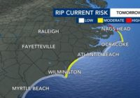 Rip currents from Hurricane Larry expected to worsen over next few days
