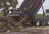 Surfside Beach, Brazoria County hit hard by Tropical Storm Nicholas